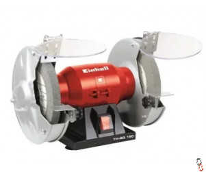 "Bench Grinder 150mm / 6"", 150W 240V, c/w guards and tool rests"