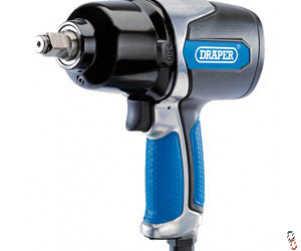 "Draper Air Impact Wrench 1/2"" 680 Nm"