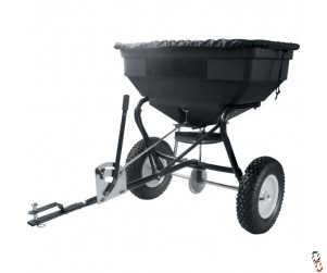 Tow-Along Manual Spreader - 56kg capacity
