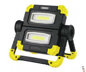 Draper rechargeable twin worklight