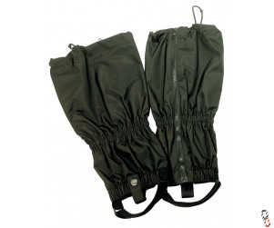 Hoggs Of Fife Waterproof Green Gaiters, One Size