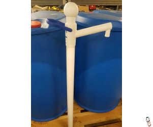 AdBlue 205L Manual Drum Pump