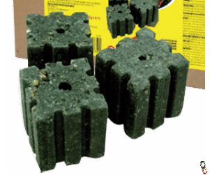 Kill-It Bait blocks, 5kg.