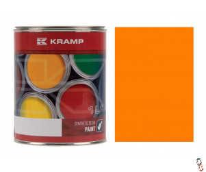 Amazone Orange Paint 1 Litre
