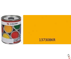 Bomford yellow Paint 1 Litre