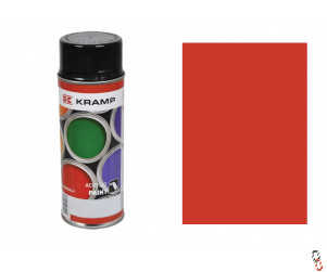 Gregoire Besson Red paint 400ml Aerosol