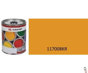 JCB Yellow Paint 1 Litre