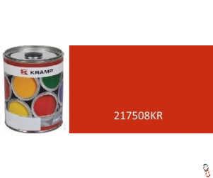 Kubota Orange Paint 1 Litre