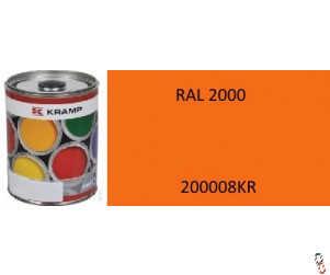 Simba Orange Paint 1 Litre