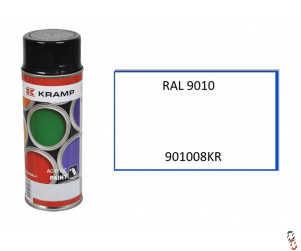 White paint aerosol 400ml