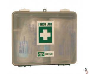 First Aid Eyewash Cabinet