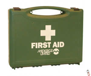 Travel First Aid Kit, complete