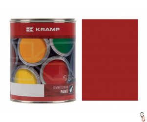 Proforge Red Gloss Paint 1L