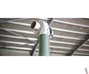 VBW8 Grain Fan, Pedestal Fan, Single Phase