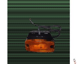 Herbst Orange LED Side Light & Bracket
