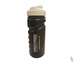 PROFORGE® Sports bottle, black