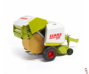 Bruder Farm Toy Claas Round Baler 1:16