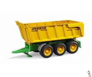 Bruder Joskin Tipper Trailer 1:16 Farm Toy