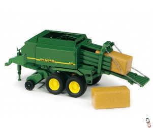 Bruder John Deere 690 Baler 1:16 Farm Toy