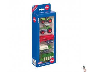 Siku 5 Piece Farm Toys Gift Set 1:87