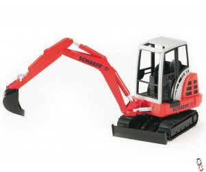 Bruder Schaeff Mini HR16 360 Excavator 1:16 Toy