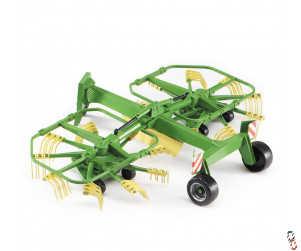 Bruder Krone Rotary Hay Rake 1:16 Farm Toy