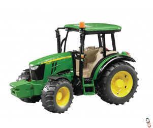Bruder John Deere 5115M Tractor 1:16 Farm Toy