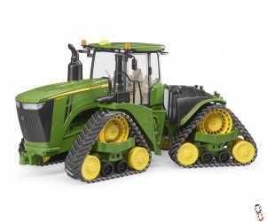 Bruder John Deere 9620RX Crawler Tractor 1:16 Farm Toy