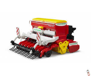 Bruder Pottinger Vitasem 302ADD Combination Drill 1:16 Farm Toy