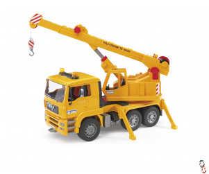 Bruder MAN Cane Truck 1:16 Toy