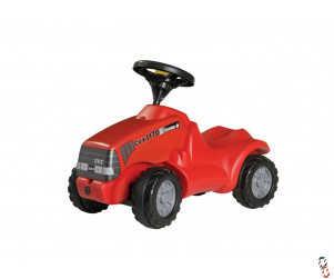 Rollykid Case CVX 1170 Push Tractor Ride-On Farm Toy