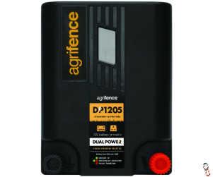 Agrifence DP1205e Dual power Energiser