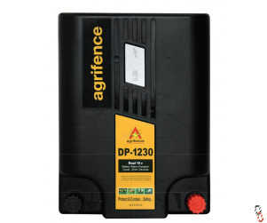 Agrifence DP1230e Dual power Energiser