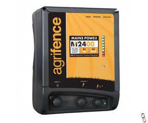 Agrifence SECUR 2400 Mains power Energiser 8J