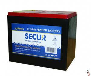 Agrifence 9V 90Ah dry battery