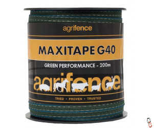 Agrifence Maxitape 40mm x 200m
