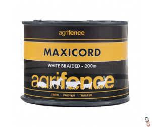 Agrifence Braided Maxicord paddock rope, 200m