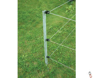 Agrifence metal multipost, 120cm