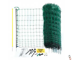 Agrifence poultry net 108cm x 25m