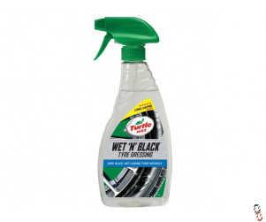 Turtle Wax tyre dressing spray 500ml