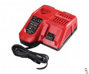 Milwaukee M12-18 fast charger for 12v & 18V