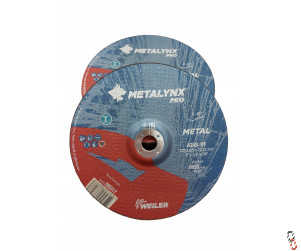 """9"""" Grinding Disc Depressed Centre - Pack of 10"""