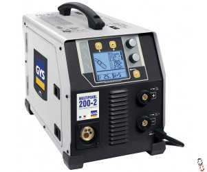 GYS Multipearl 200-2 single phase multi-process welder
