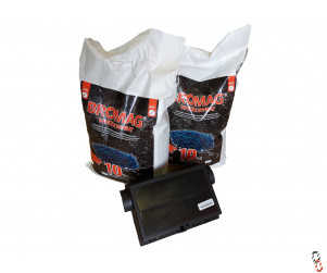 Kill-It Extra Bromodiolone loose whole wheat bait promotion, 2 x 10kg sacks with free bait box!