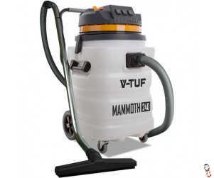 V-TUF MAMMOTH Grain Store Vacuum 90l capacity, 240v
