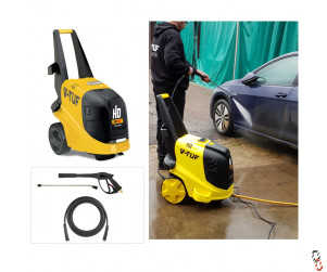 V-TUF HD140HOT Professional Mobile Hot Water Pressure Washer 240V