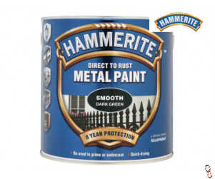 Hammerite Smooth Finish 750ml Direct to Rust Paint