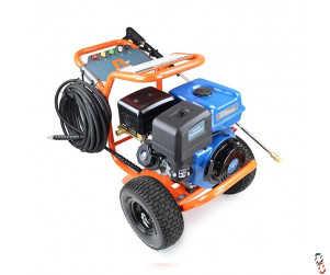 Hyundai Petrol Pressure Washer, Cold Water P4200PWT 4200PSI/290Bar