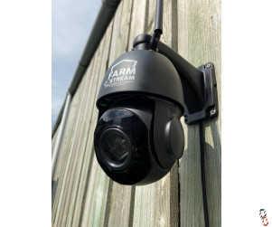 Farmstream 360 degree CCTV camera