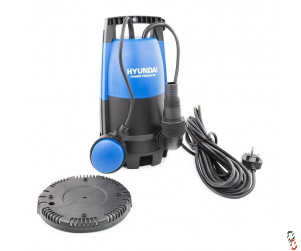 HYUNDAI 400W Electric Submersible Clean / Dirty and Low Depth Water Pump | HYSP400CD